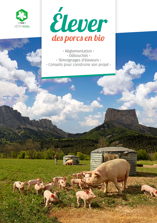 735e0ea2245 Cette brochure a pour but de donner une vision simple et concrète de la  réalité de l élevage de porc bio aux personnes qui s intéressent à cette  production.