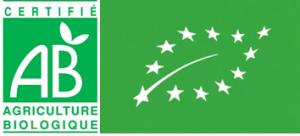 Labels AB européen et français